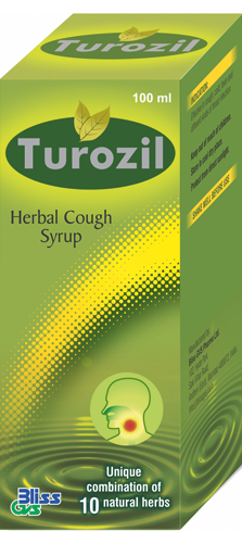 TUROZIL Cough Syrup